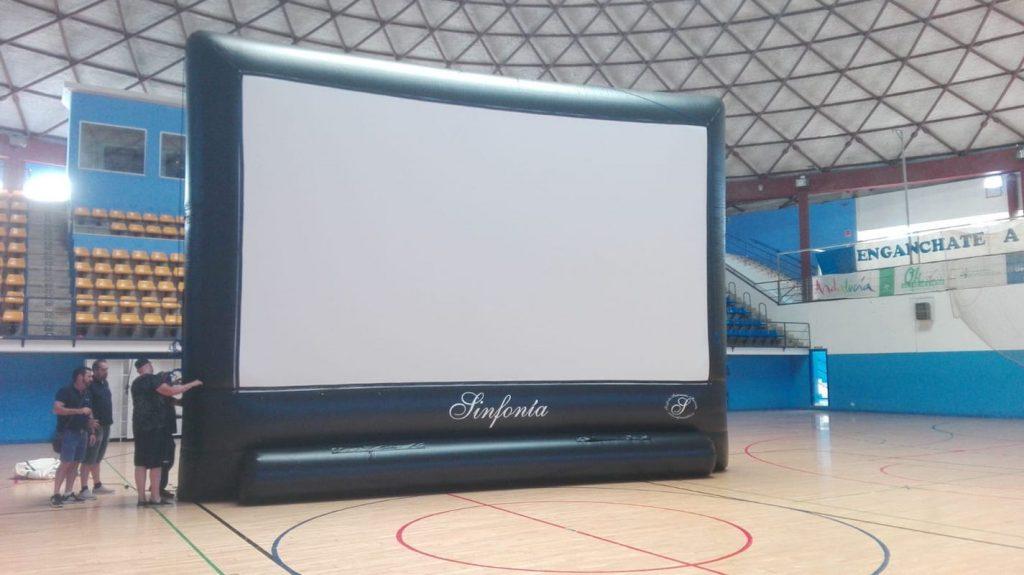 alquiler pantalla gigante