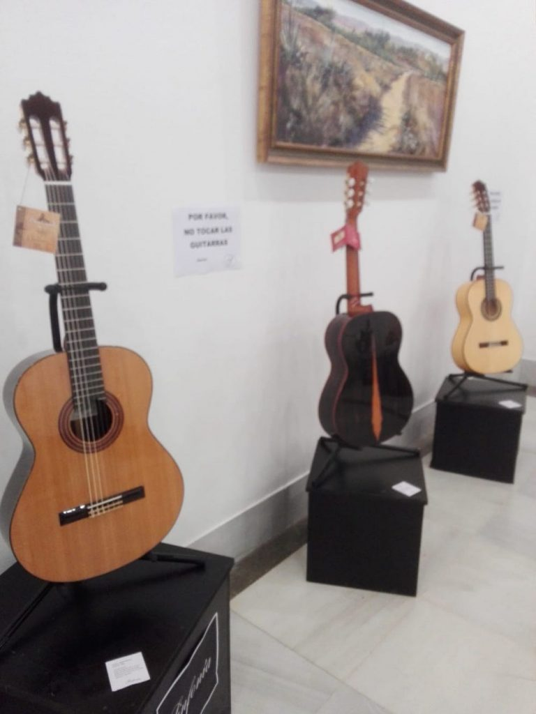 guitarra clasica sevilla