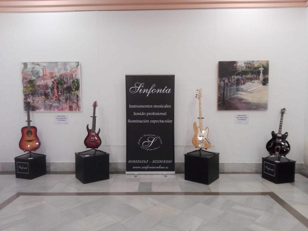 guitarra flamenca sevilla