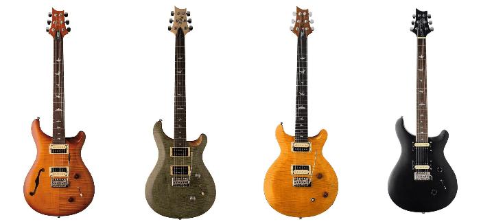 Guitarras Eléctricas PRS SE 2018