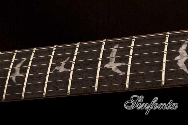 guitarra electrica prs se custom 22 mastil