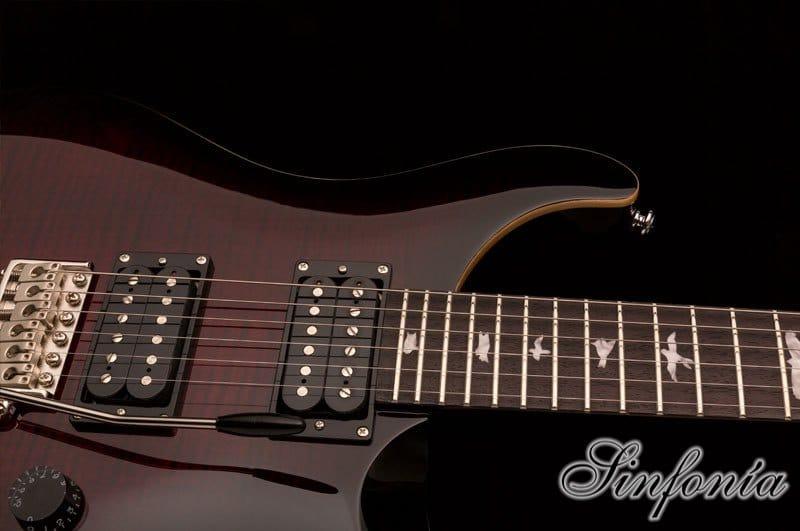 guitarra electrica prs se custom 24 cutaway
