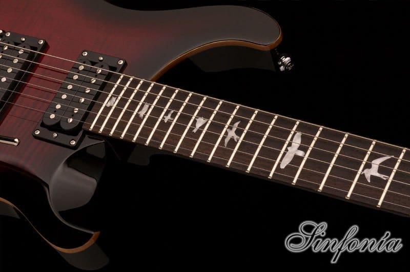 guitarra electrica prs se floyd custom 24 mastil