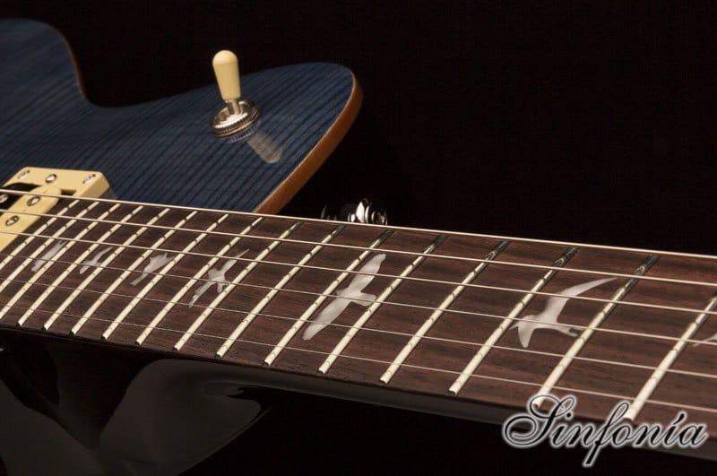 guitarra electrica se 245 mastil