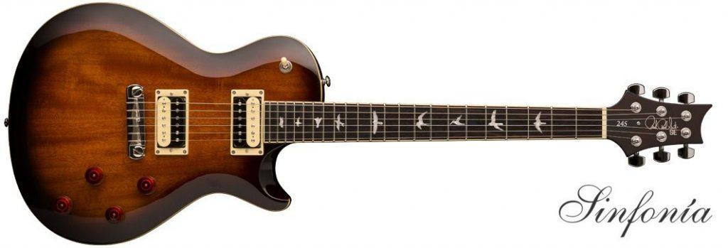 guitarra electrica se standard 245