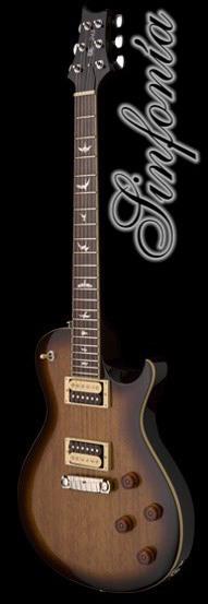 guitarra electrica se standard 245 tobacco sunburst 2018
