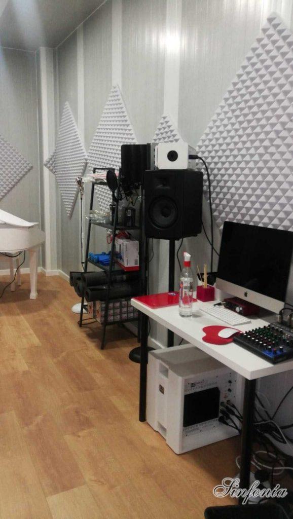 produccion de sonido