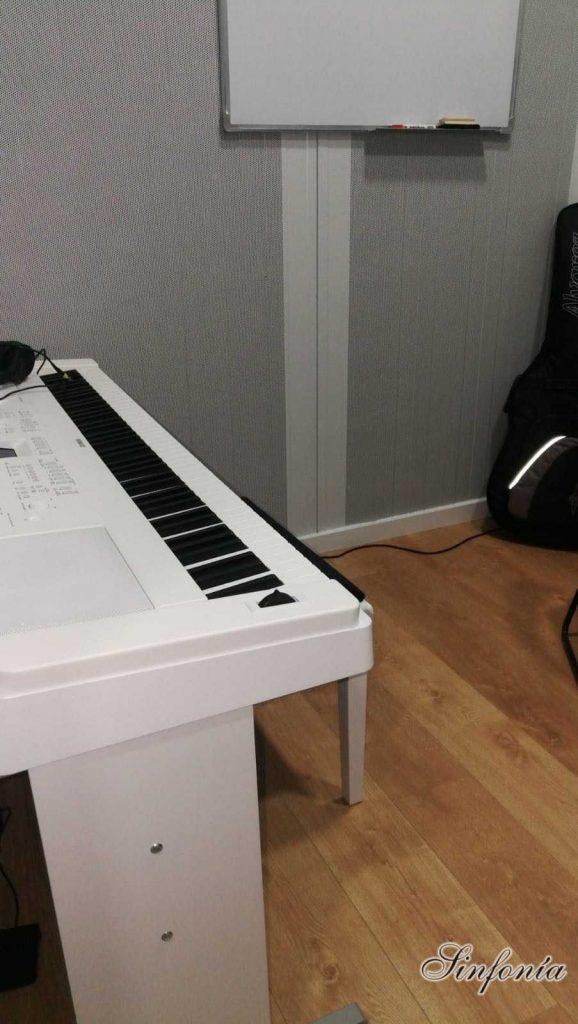 clases de piano digital