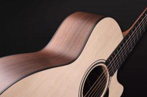 Guitarra acústica furch blue gc sw cut away