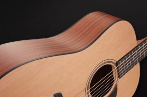 guitarra acústica indigo cy cuerpo