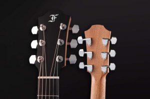 guitarra acustica indigo deluxe cy clavijero