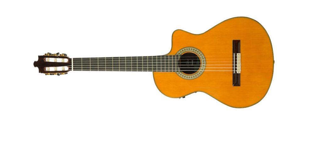 guitarra alejandro sanz triana