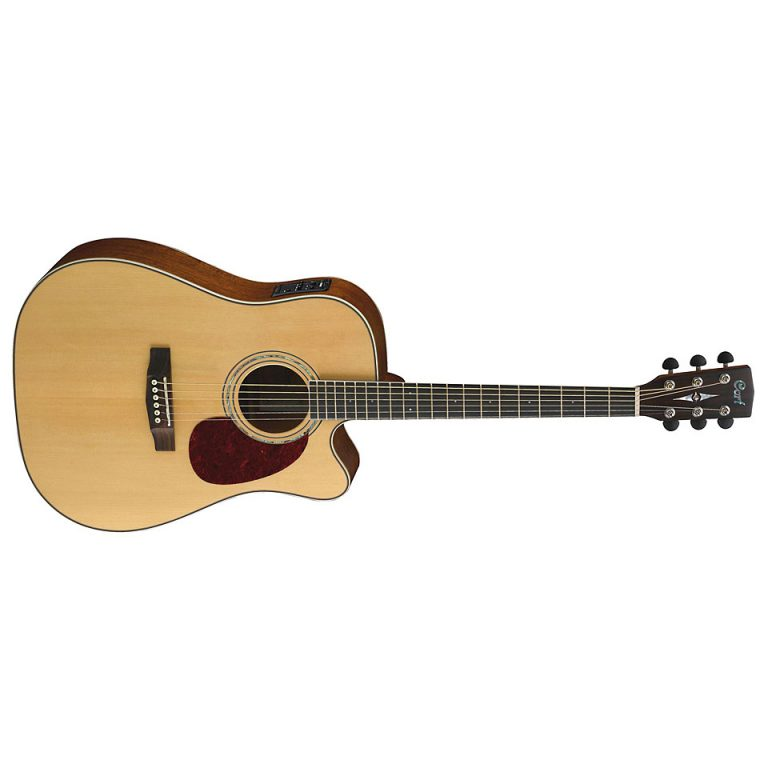 Guitarra Acústica Cort MR710F NS