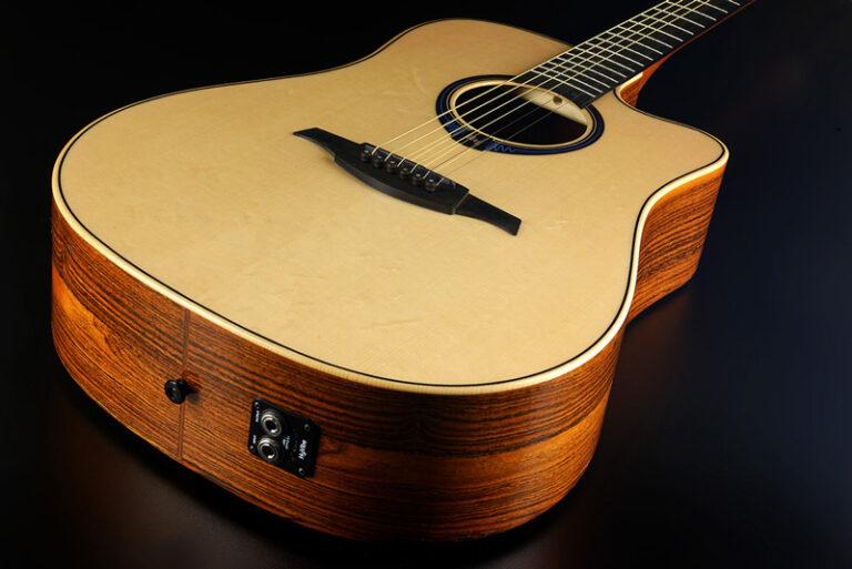 Guitarra acústica Lâg THV30DCE