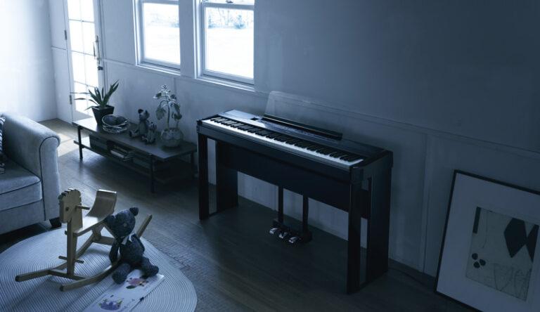 piano digital yamaha P515 negro