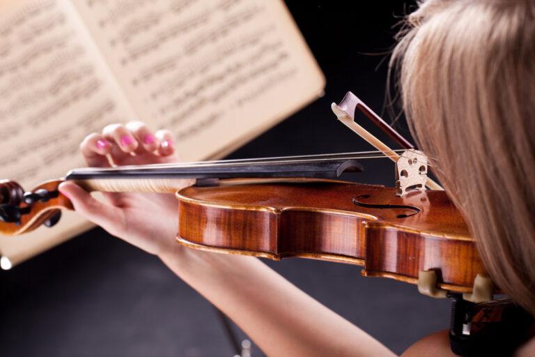 violin para estudiantes