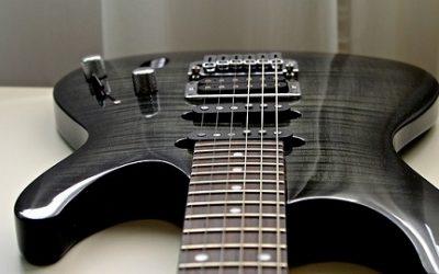 Guitarras eléctricas en Córdoba y Sevilla