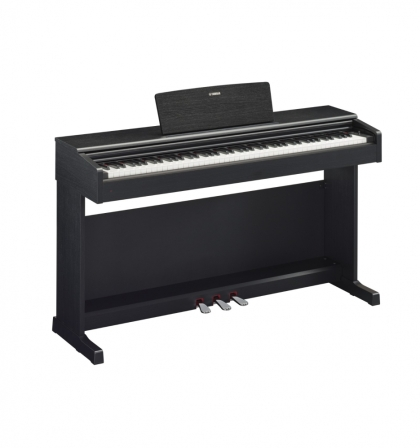 PIANO YAMAHA YDP S34 COLOR NEGRO