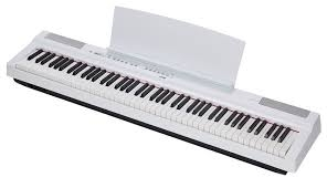 PIANO YAMAHA P125 COLOR BLANCO