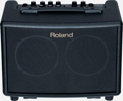 AMPLIFICADOR ROLAND AC33 PILAS DOS CANALES LOOP
