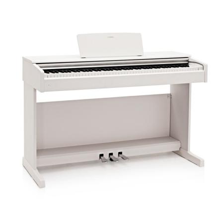 PIANO YAMAHA DIGITAL YDP144 WH COLOR BLANCO