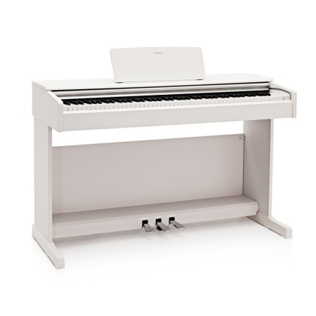 PIANO YAMAHA DIGITAL YDP144 WH COLOR BLANCO