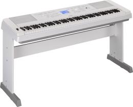 PIANO YAMAHA DGX660WH 88 TECLAS CON ACOMPA  AMIENTOS