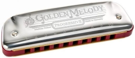 ARMONICA HOHNER GOLDEN MELODY RE