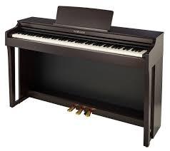PIANO YAMAHA CLP625 DIGITAL CLAVINOVA PALISANDRO