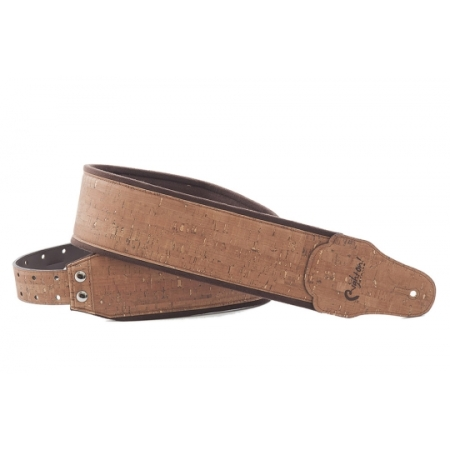 BANDOLERA RIGHTON B CORK MARRON