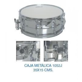 CAJA JINBAO METALICA BATERIA 1052J