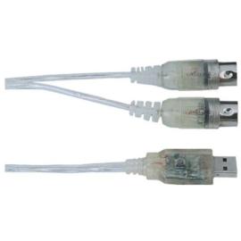 CABLE OQAN QABL INT INTERFAZ MIDI USB