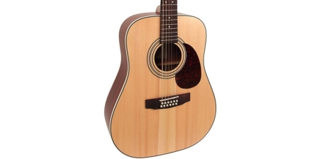 GUITARRA CORT EARTH70 12 OP ACUSTICA 12 CUERDAS NATURAL