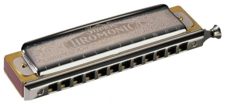 ARMONICA HOHNER SUPER CHROMONICA AFINACION B