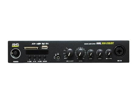 AMPLIFICADOR AMS AML 300 USB