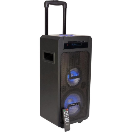 ALTAVOZ IBIZA FREESOUND 350 CD CON CD Y BATERIA
