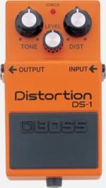 PEDAL BOSS DS1 DISTORSION
