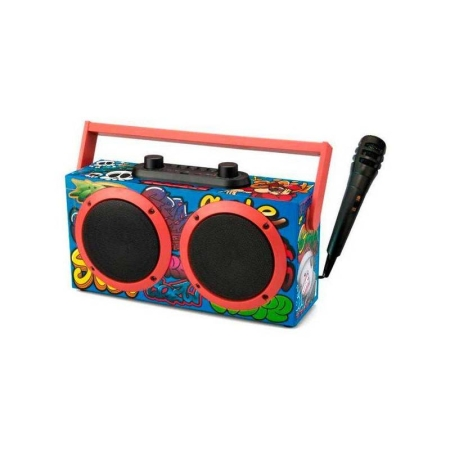 ALTAVOZ DAEWOO DSK340 BLUETOOTH GRAFFITI