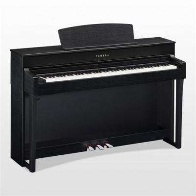 PIANO YAMAHA DIGITAL CLP645 NEGRO