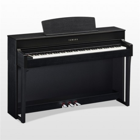 PIANO YAMAHA DIGITAL CLP645 NEGRO