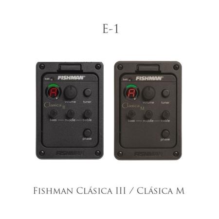 GUITARRA ALHAMBRA 4P CEDRO MACIZO BRILLO ELECTRIFICADA CL M