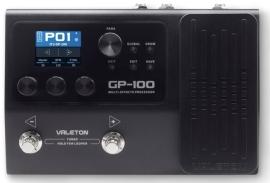 MULTIEFECTOS VALETON GUITARRA ELECTRICA Y BAJO GP100