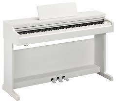 PIANO YAMAHA YDP164 COLOR BLANCO