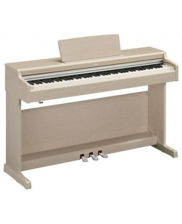 PIANO YAMAHA YDP164 COLOR BLANCO CENIZA