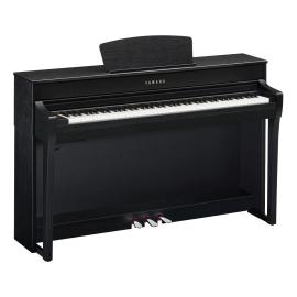 PIANO YAMAHA CLP735 COLOR NEGRO