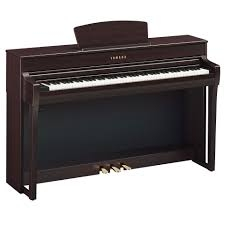 PIANO YAMAHA CLP735 COLOR PALISANDRO