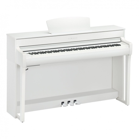 PIANO YAMAHA CLP735 COLOR BLANCO