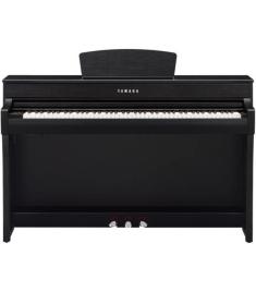 PIANO YAMAHA CLP735 COLOR NEGRO PULIDO