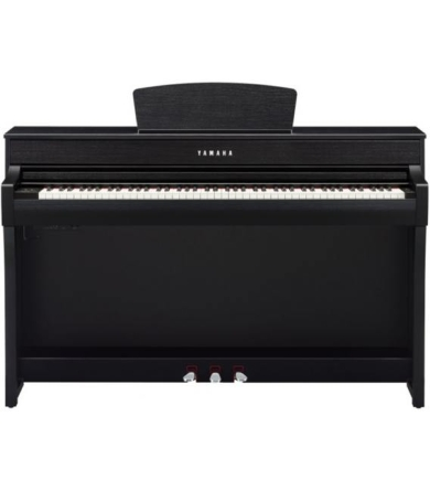 PIANO YAMAHA CLP735 COLOR NEGRO PULIDO