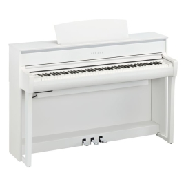PIANO YAMAHA CLP775 COLOR BLANCO